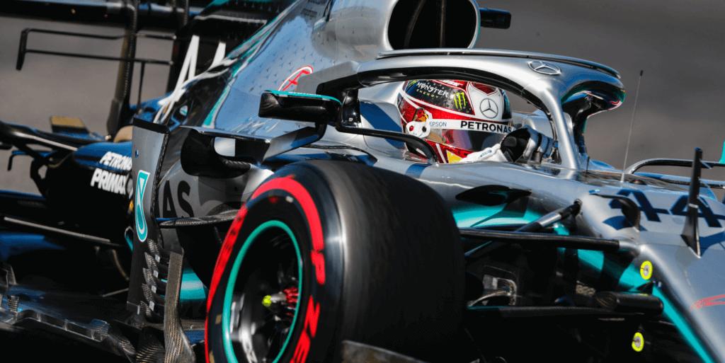 Mercedes-AMG Petronas sur le toit du monde