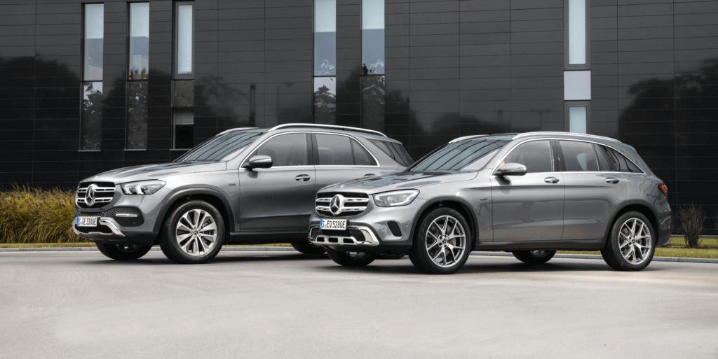 Nouveau GLC 300e : le plaisir de conduite durable