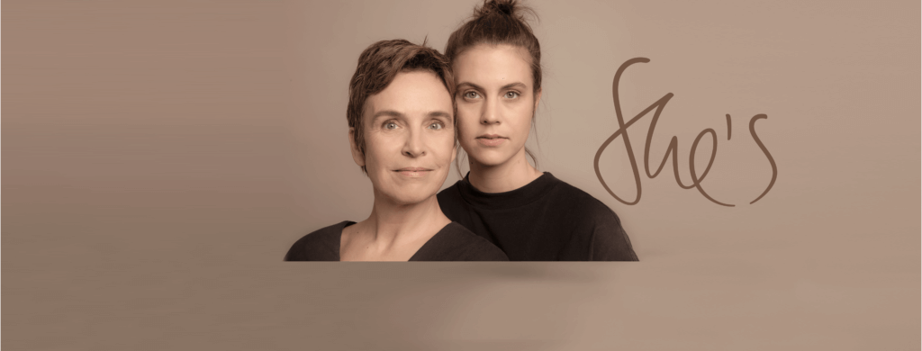 La relation mère-fille de Lilian Breidenbach