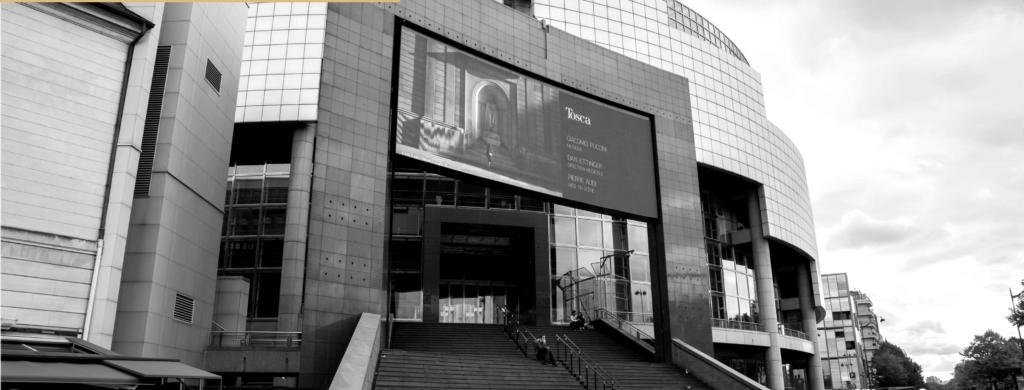 L'Opéra à la maison