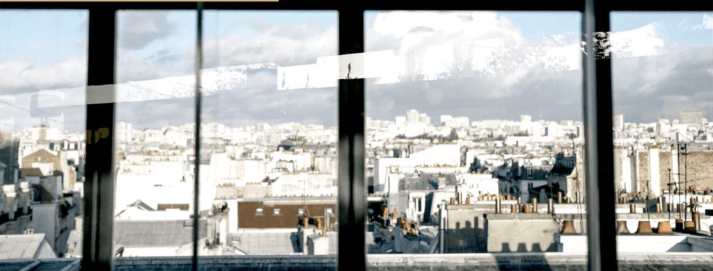 Hotspots : Paris vu du ciel