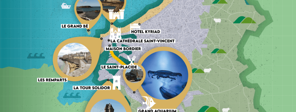 Un lieu, une évasion : Saint-Malo