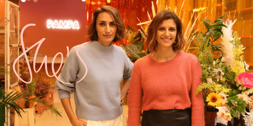 Pampa & Frichti : s'inventer et se réinventer