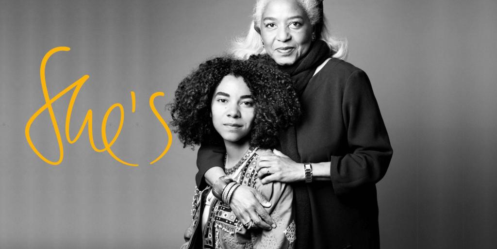 L'énergie créatrice de Meryanne Loum-Martin et sa fille Thaïs