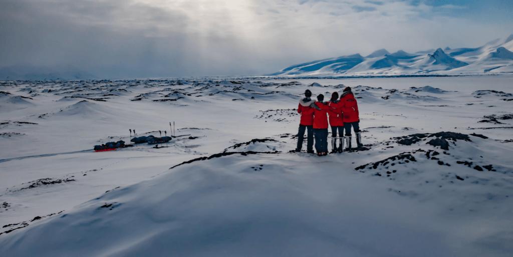 Climate Sentinels, l'expédition scientifique qui casse les codes.